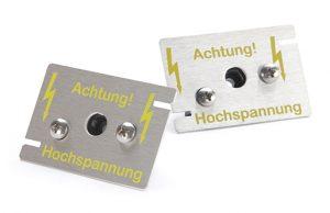 Hochspannungs-Sensoren für unsere Marderabwehr-Geräte MarderSICHER Active und Mobil